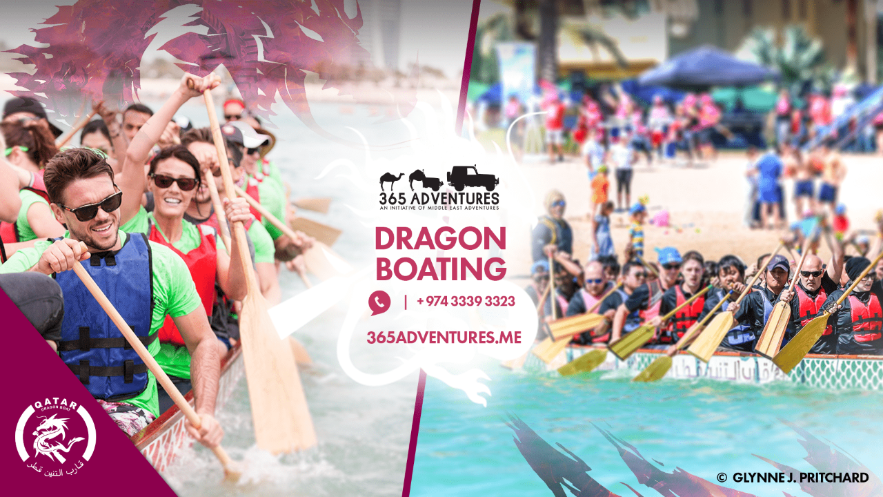 Eid Special – Dragon Boating