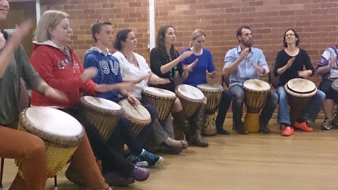 African Drumming Workshop - Saturday