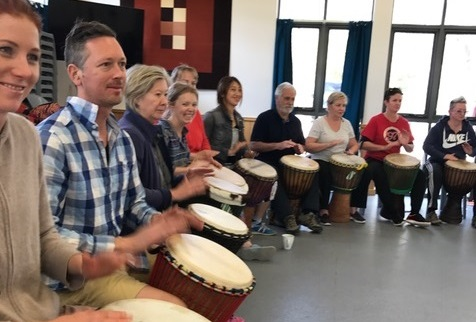 Experienced African Drumming 10-wk Course