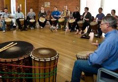 Beginner African Drumming 10-wk Course