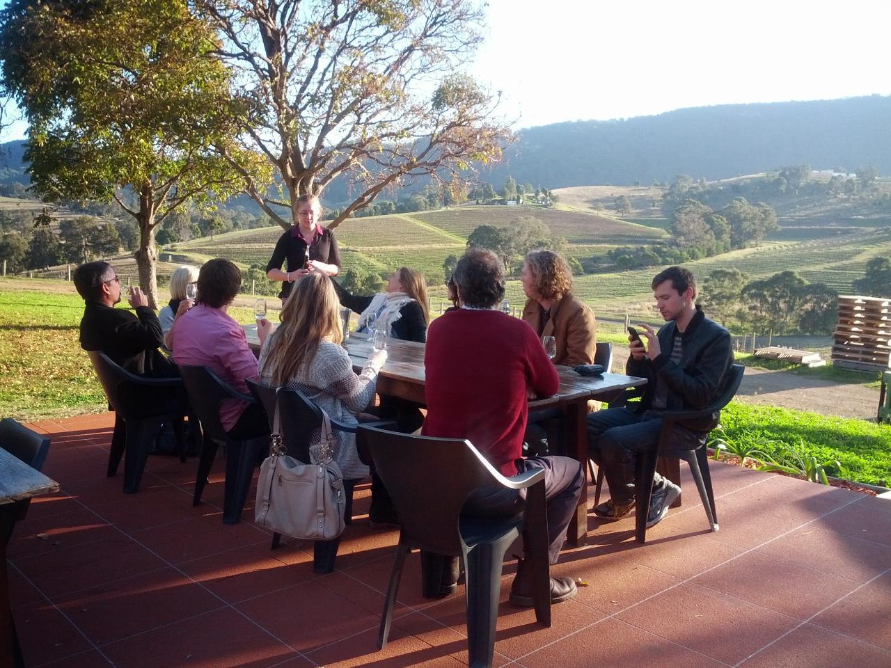 Gourmet Wine Tour