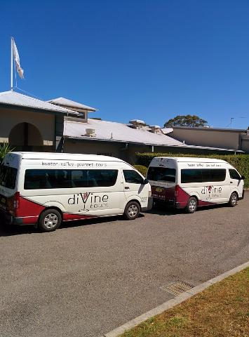 Private Hunter Valley Tour - 13 seats