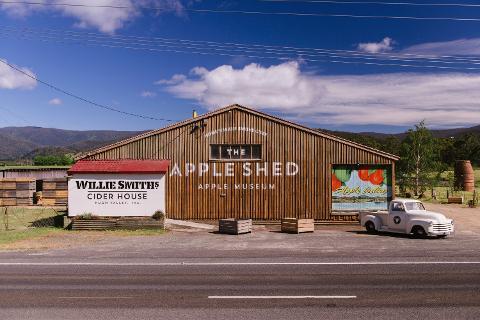 Charles Oates Distillery Experience Tasmania Australia