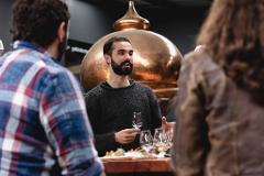The Premium Distillery Experience