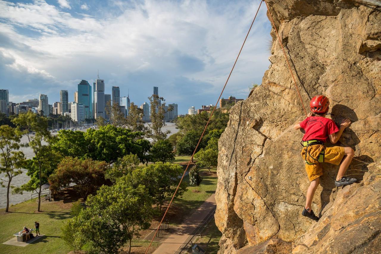 Brisbane Rock Climbing - 3 Hours  (Day)