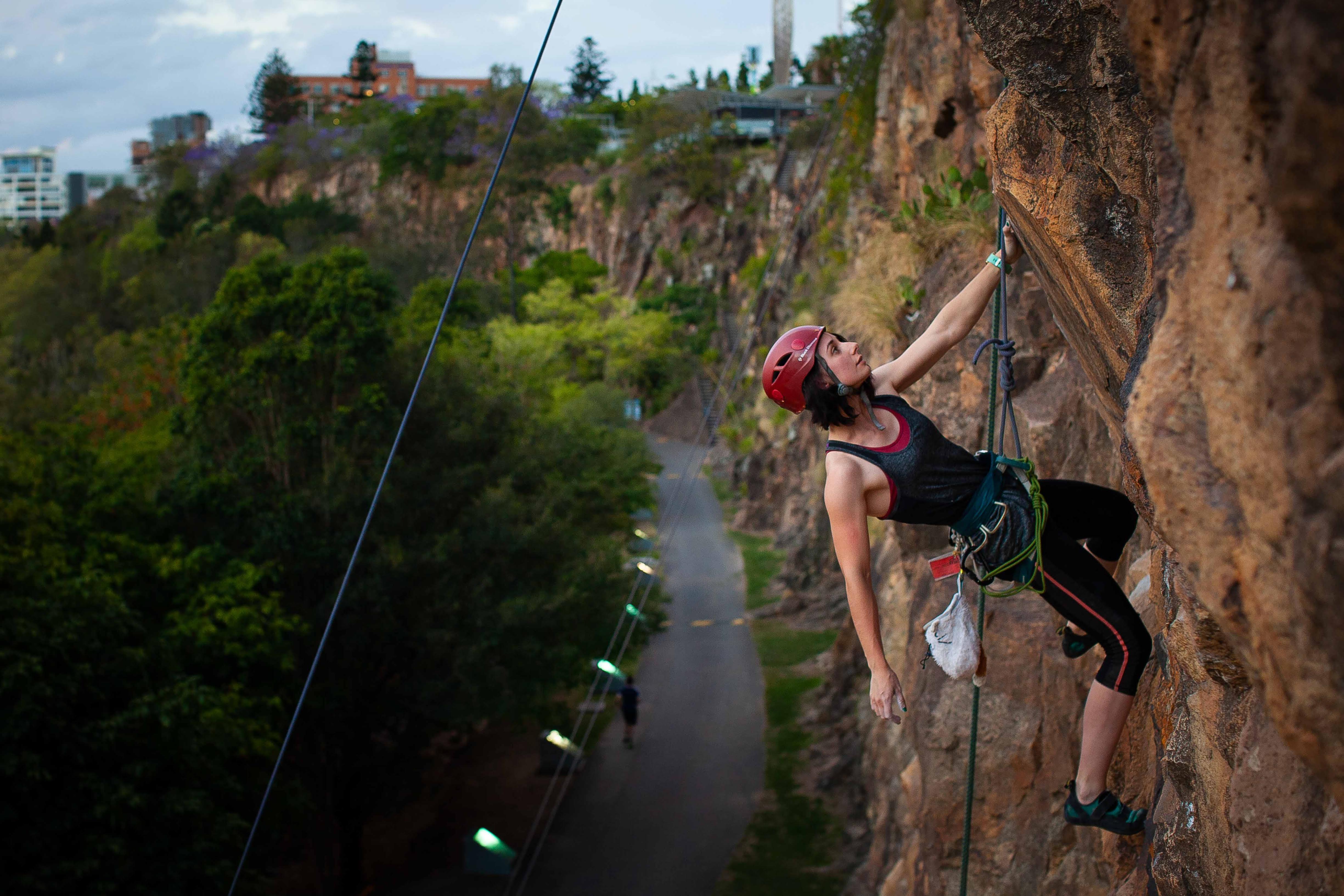 Brisbane Rock Climbing - 3 Hours  (Night)