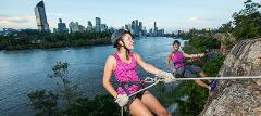 Brisbane Summer Sunset Abseil