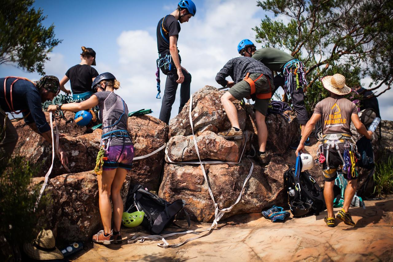 Vertical Rescue Course