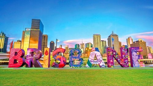 Brisbane Sights Tour