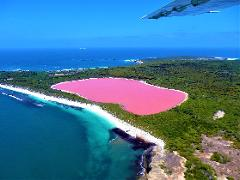 Lake Hillier-Middle Island Scenic Flight Early Departure