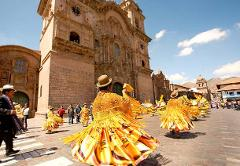 Cusco Small Group City Tour - Half Day
