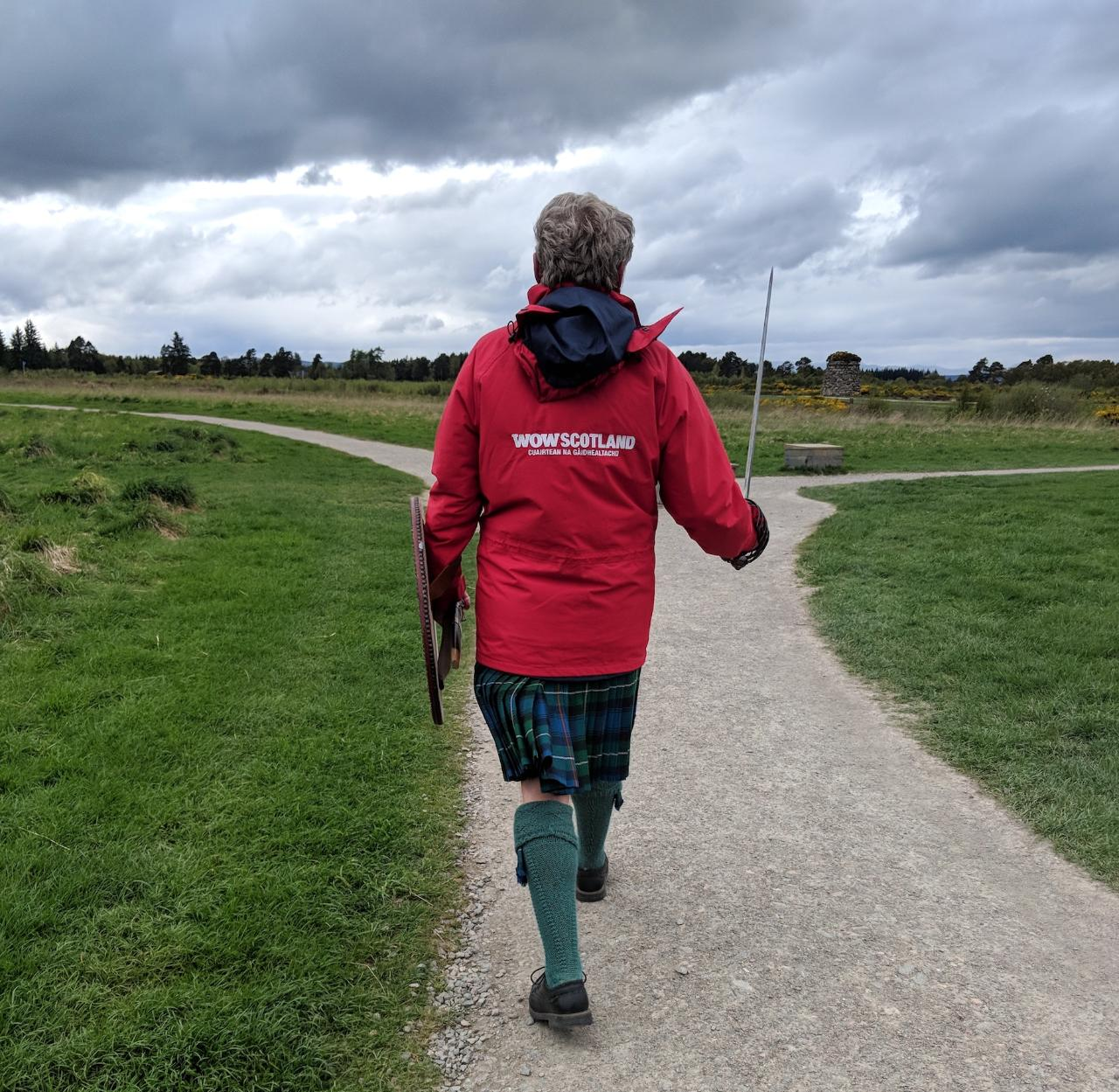 Royal Princess Tour from Invergordon