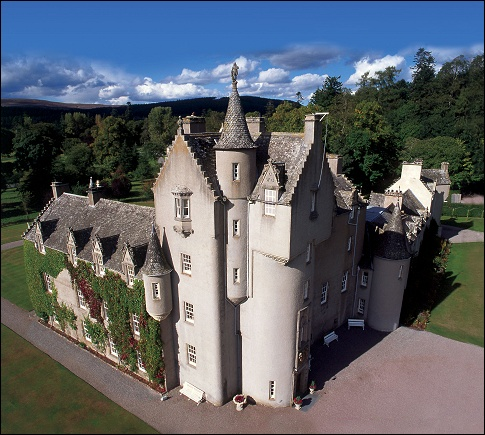 Whisky Castle Tour
