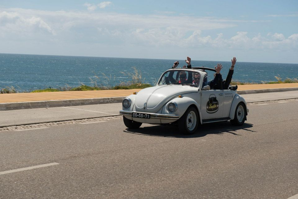 Sintra Full-Day by VW Beetle | English