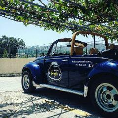 What When & Wine by VW Beetle | English