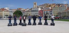 Shore Excursion - Old Town Segway Tour