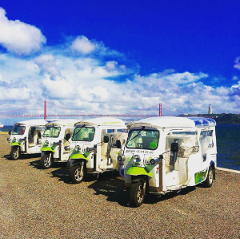 Go West Lisboa Tour - Eco Tuk | PT