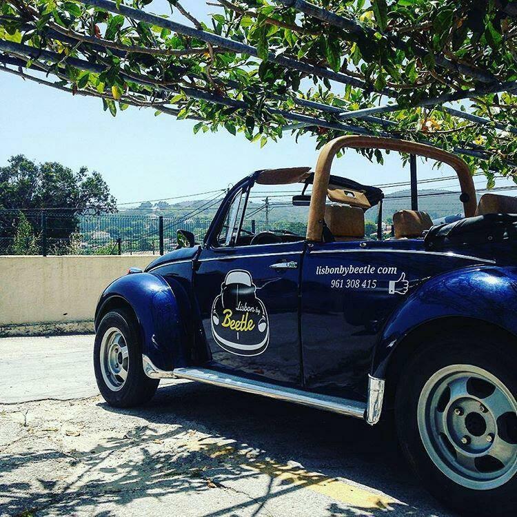 What When & Wine by VW Beetle   German