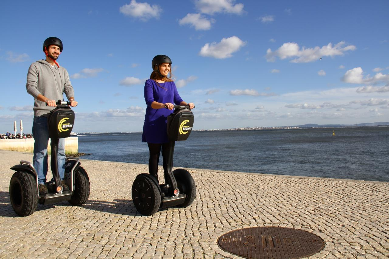 Sailor Segway Tour | Portuguese