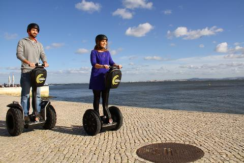 Sailor Segway Tour