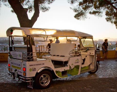 Belvederes Lisboa Tour da Eco Tuk Tours