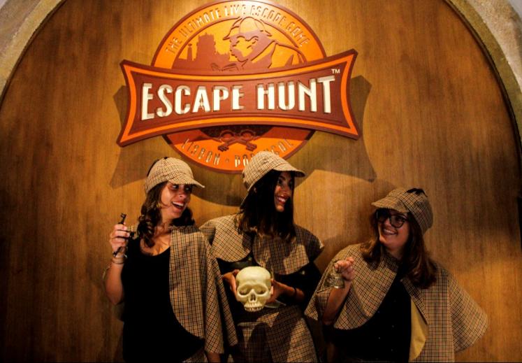 Escape Hunt Voucher