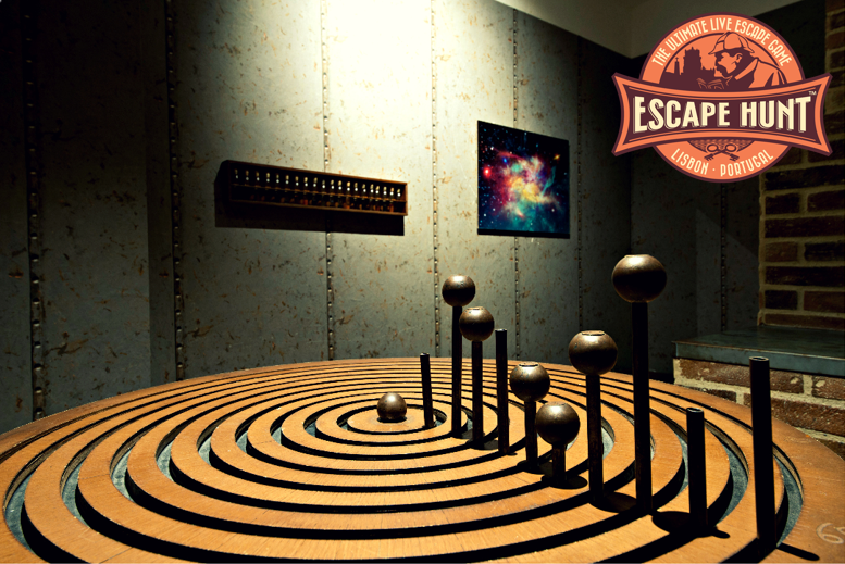 The Escape Hunt Experience Lisbon