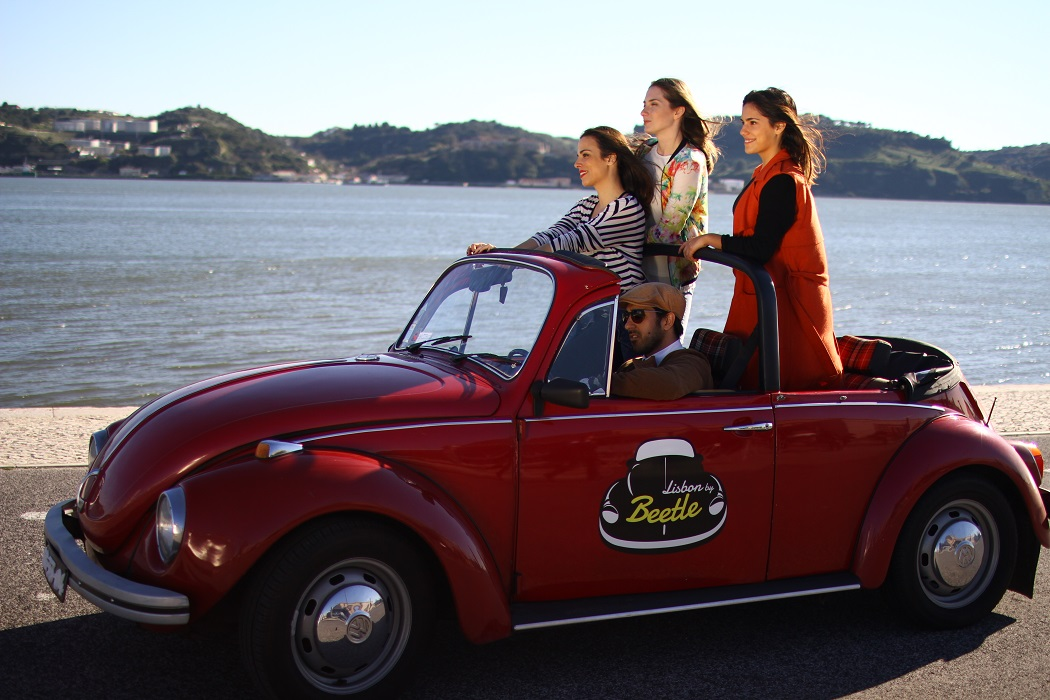 Full-day Sintra Ride by VW Beetle
