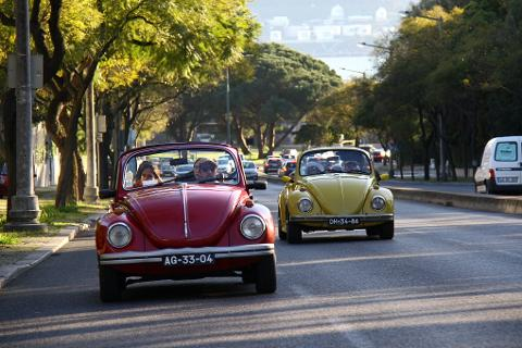 Half-day Sintra Tour by Beetle  | PT