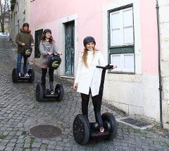 Medieval Segway Tour | French
