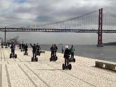 Segway Sailor Tour | English