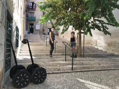 Shore Excursion - Old Town Medieval Segway Tour