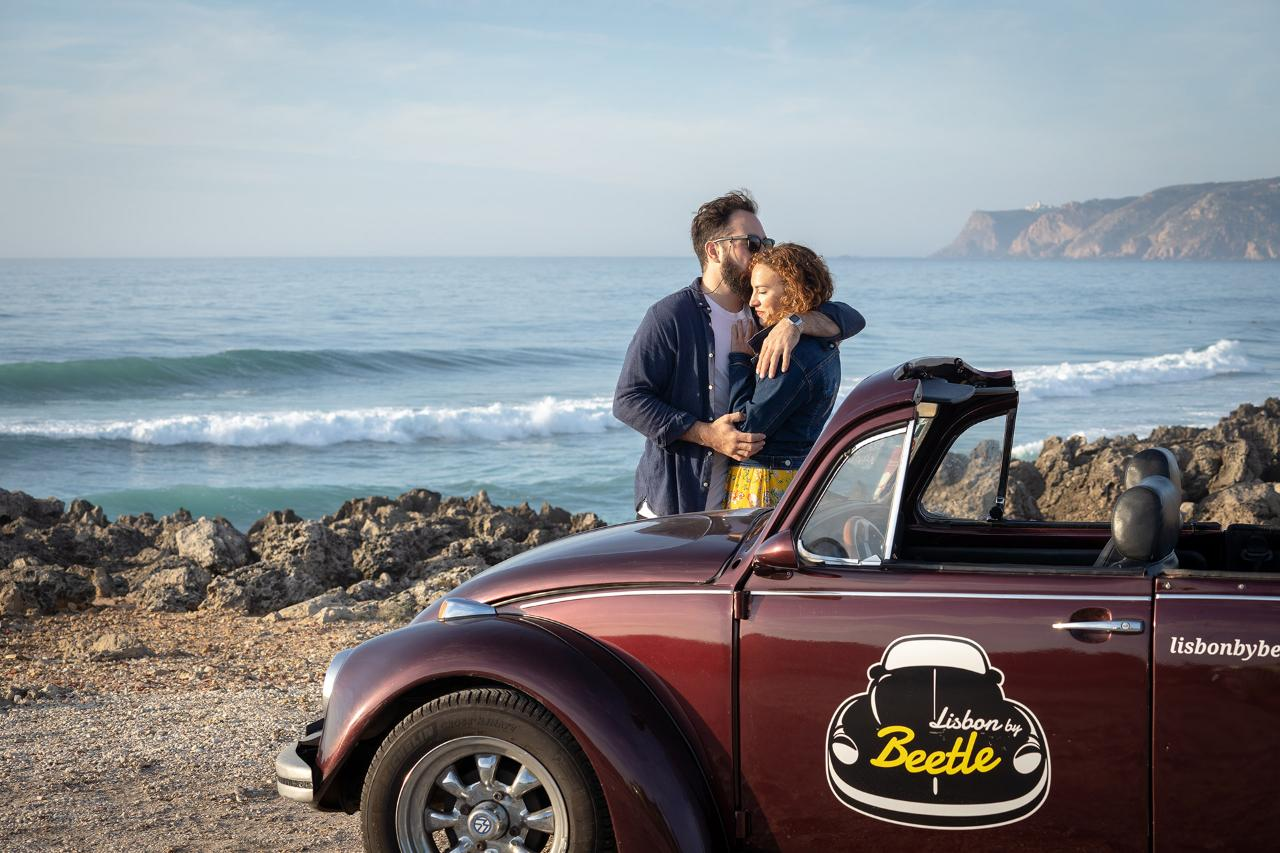 Sintra Full-Day by VW Beetle