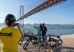 Follow the River to Belém e-Bike Tour
