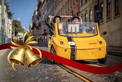 ESPECIAL DE NATAL: 2 Horas de GoCar para 2 pessoas por apenas 29€!