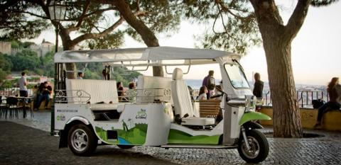 Old Town Lisboa by Eco Tuk Tuk | PT