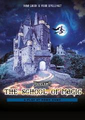 The school of magic - Print&Play