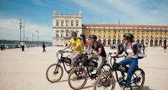 Up The Hills of Alfama e-Bike Tour