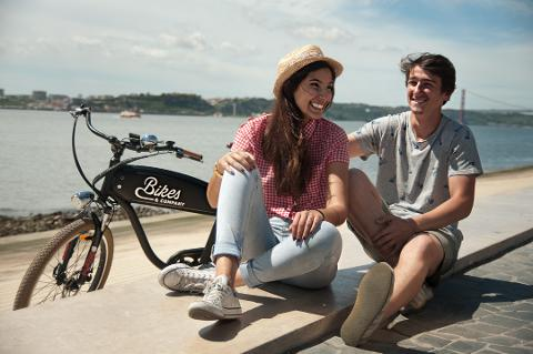 Eletric Bike | Follow The Sun