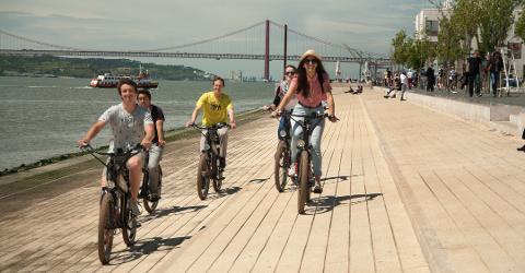Electric Bike Tour | Follow The River
