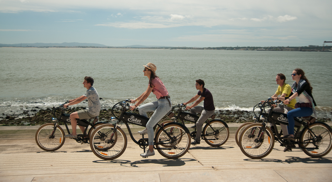 Electric Bike Tour | Follow The River