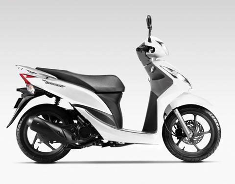 Honda Vision 125cc