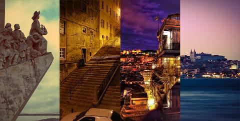 Tour à la carte de Lisbonne par Eco Tuk Tuk | FR