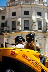 GoCar Tour - Alfama, City Centre, Parque das Nações or Belém (3h)