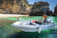 Half Day Private Boat Rental - Self-drive (3h)