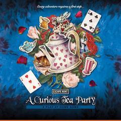 Curious tea party - Print&Play