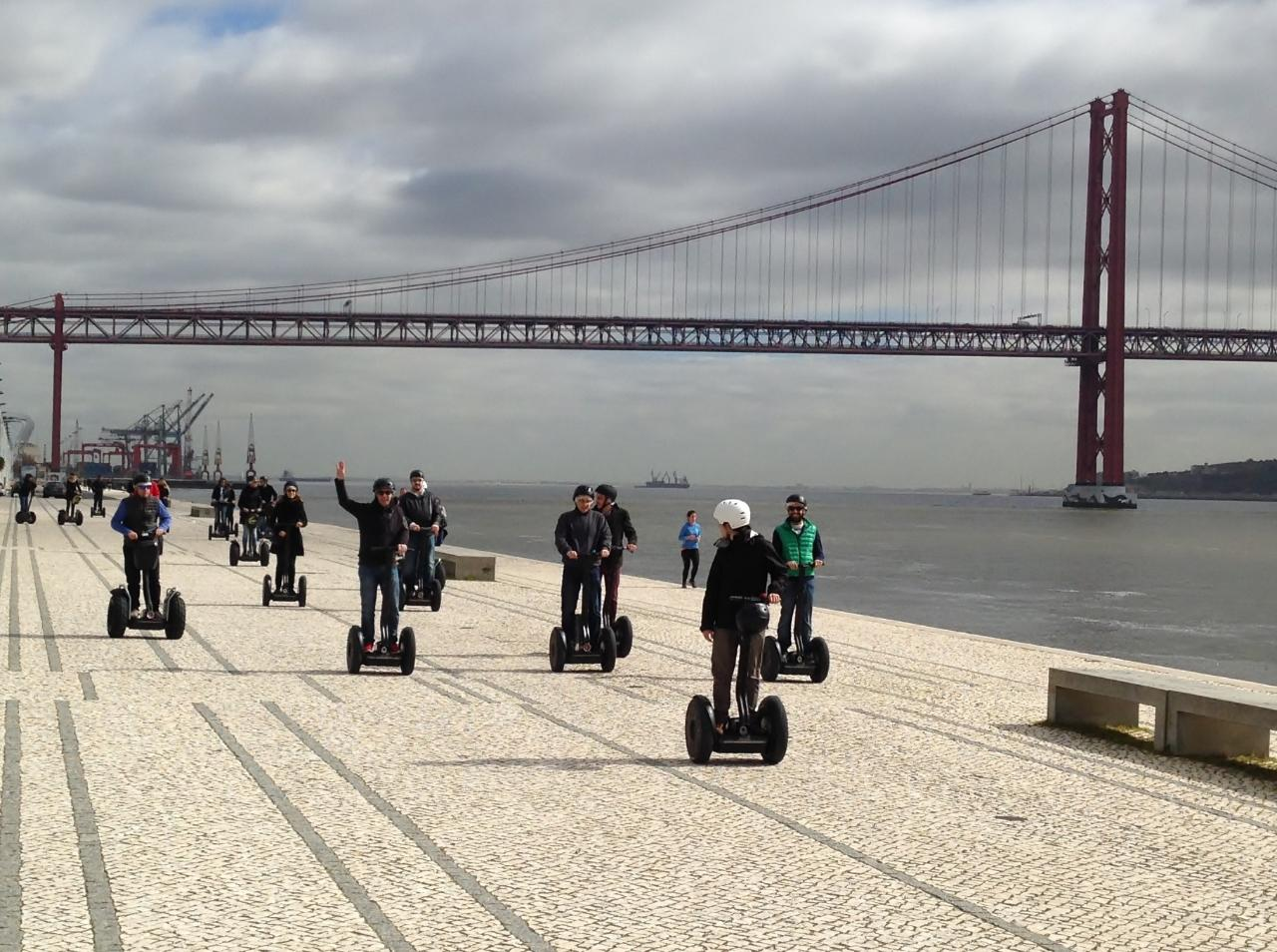 Segway Sailor Tour | Other Languages