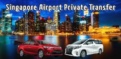 Private Airport Transfer (SIN) to Hotel