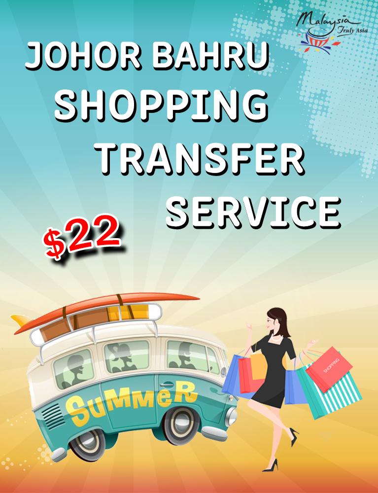 JB Shopping Transfer Service