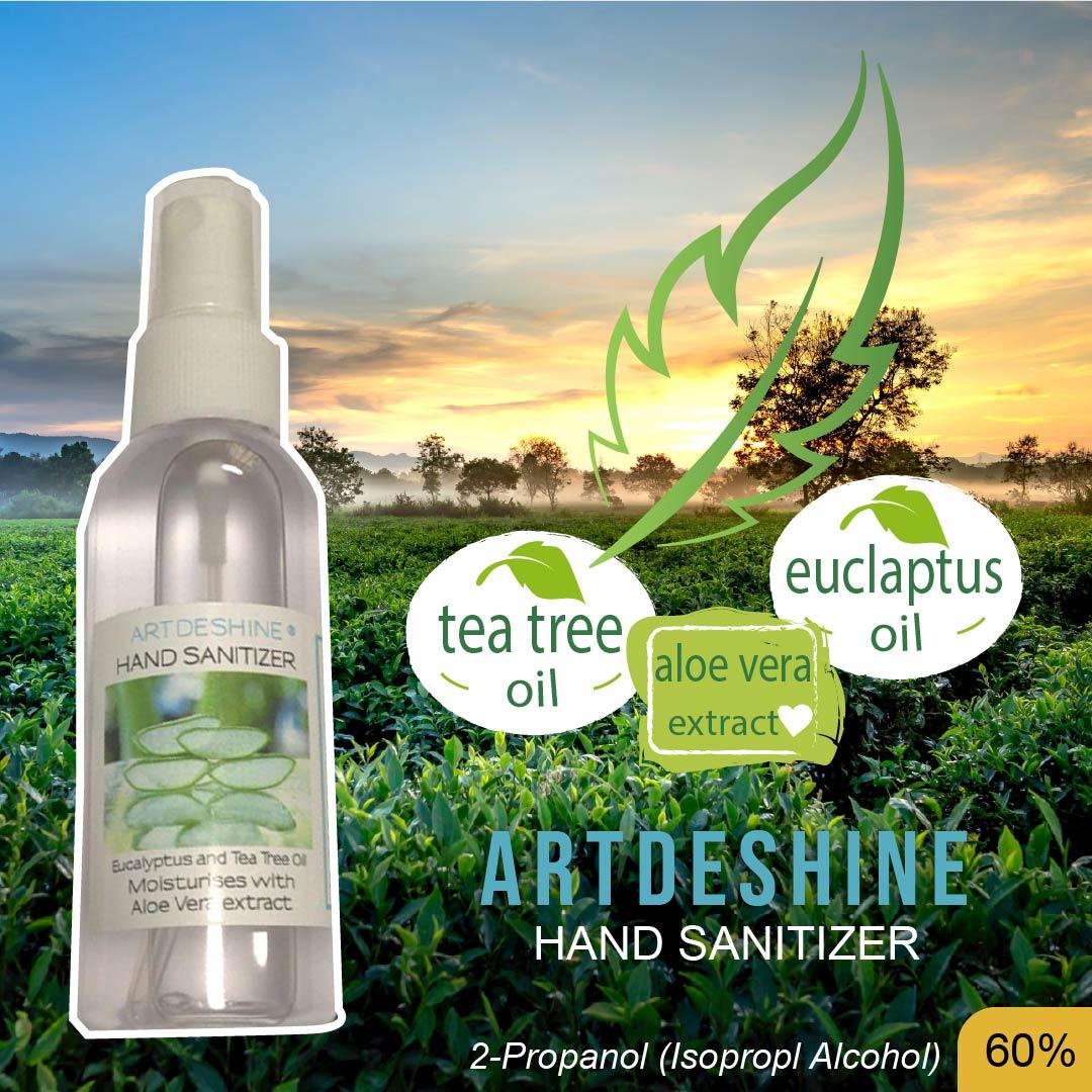 ARTDESHINE - Hand Sanitizer 50ml